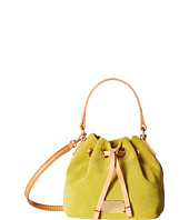 Frances Valentine - Mini Ann Suede Bucket Bag