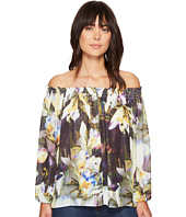 Nicole Miller - Rocky Daffodil Printed Top