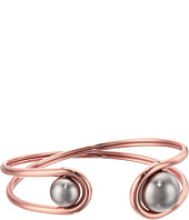 Michael Kors - Pearl Tone and Grey Pearl Flex Bracelet