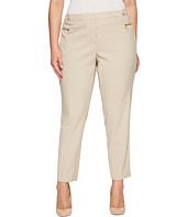 Calvin Klein Plus - Plus Size Straight Leg with Hardware