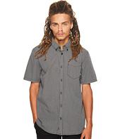 Vans - Candor Short Sleeve Plaid Top