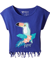 Roxy Kids - Whispers Under the Rain Tee (Toddler/Little Kids/Big Kids)