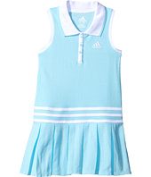 adidas Kids - Twirl Polo Dress (Toddler/Little Kids)
