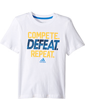 adidas Kids - Field Tee (Toddler/Little Kids)