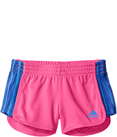 adidas Kids - The Block Mesh Shorts (Toddler/Little Kids)