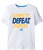 adidas Kids - Field Tee (Big Kids)
