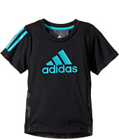 adidas Kids - Smokescreen Training Top (Toddler/Little Kids)