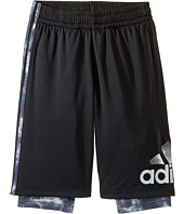 adidas Kids - Base Layer Shorts (Big Kids)