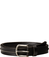 Scotch & Soda - Leather Belt w/ Embossed Buckle