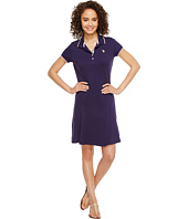 U.S. POLO ASSN. - Pique Polo Dress
