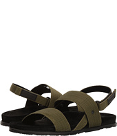 Hunter - Double Strap Webbing Sandal