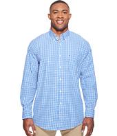 Nautica Big & Tall - Big & Tall Long Sleeve Gingham Shirt