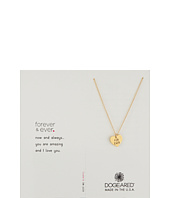 Dogeared - Forever and Ever Necklace