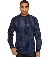 Ben Sherman - Long Sleeve Classic Polka Dot Shirt