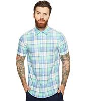 Ben Sherman - Short Sleeve Modern Madras Shirt