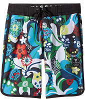 VISSLA Kids - Tide Riders Four-Way Stretch Boardshorts 17