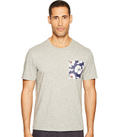 Jack Spade - Poppy Flower Pocket Tee