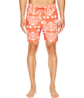 Jack Spade - Exploded Mexican Flower Swim Trunks