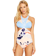 Roxy - Pop Surf High Neck One-Piece