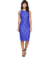 Ivanka Trump - Lace Woven Dress