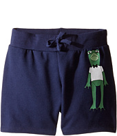 mini rodini - Frog Sweatshorts (Infant/Toddler/Little Kids/Big Kids)