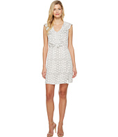 Ivanka Trump - Printed Georgette Dress