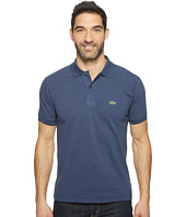 Lacoste - Short Sleeve Original Heathered Pique Polo