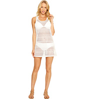 Roxy - Tank Crochet Dress Cover-Up