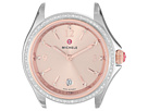 37mm, Belmore Two-Tone Diamond Dial Rose Gold/Beige