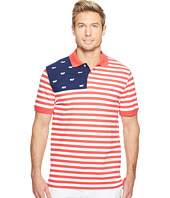 Vineyard Vines - USA Flag Slim Polo