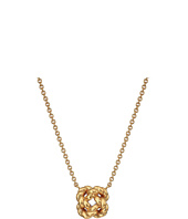 Tory Burch - Rope Knot Delicate Necklace
