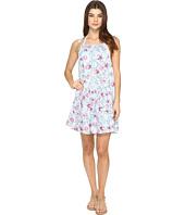Seafolly - Nouveau Floral Lace Trim Dress Cover-Up