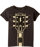 Rock Your Baby - Headstock T-Shirt (Toddler/Little Kids/Big Kids)