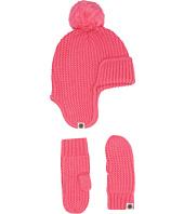 UGG Kids - Trapper Hat/Mitten Gift Set (Toddler/Little Kids)