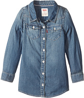 Levi's® Kids - Long Sleeve Western Dress (Toddler)