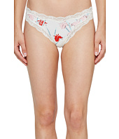 Calvin Klein Underwear - Cotton Thong with Lace