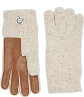 UGG - Knit Gloves w/ Smart Leather Palm