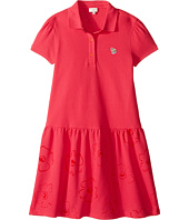 Paul Smith Junior - Fuchsia Polo Dress (Big Kids)