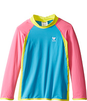 TYR Kids - Solid Rashguard (Little Kids/Big Kids)