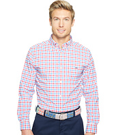 Vineyard Vines - Reef Shark Gingham Classic Tucker Shirt