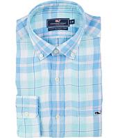 Vineyard Vines - Upper Bluff Plaid Classic Tucker Shirt