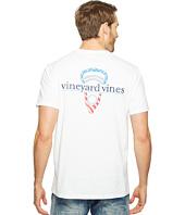Vineyard Vines - Short Sleeve Stars & Stripes Lax Head T-Shirt