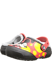 Crocs Kids - FunLab Lined Mickey Clog (Toddler/Little Kid)