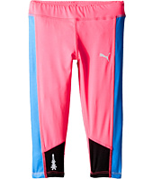 Puma Kids - Color Block Capris (Little Kids)