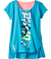 Puma Kids - PUMA® Cap Sleeve Top (Big Kids)