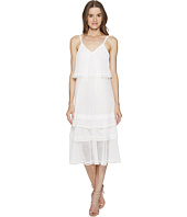 Jonathan Simkhai - Cotton Voile Slip Dress Cover-Up