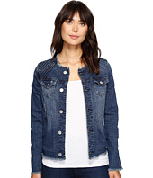 Jag Jeans - Lori Jacket in Thorne Blue Crosshatch Denim