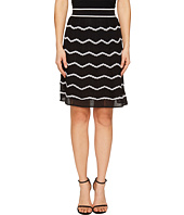 M Missoni - Zigzag Knit Skirt