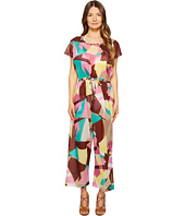 M Missoni - Abstract Print Cotton Voile Jumpsuit