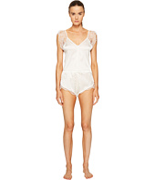 ELSE - Silk & Lace Romper